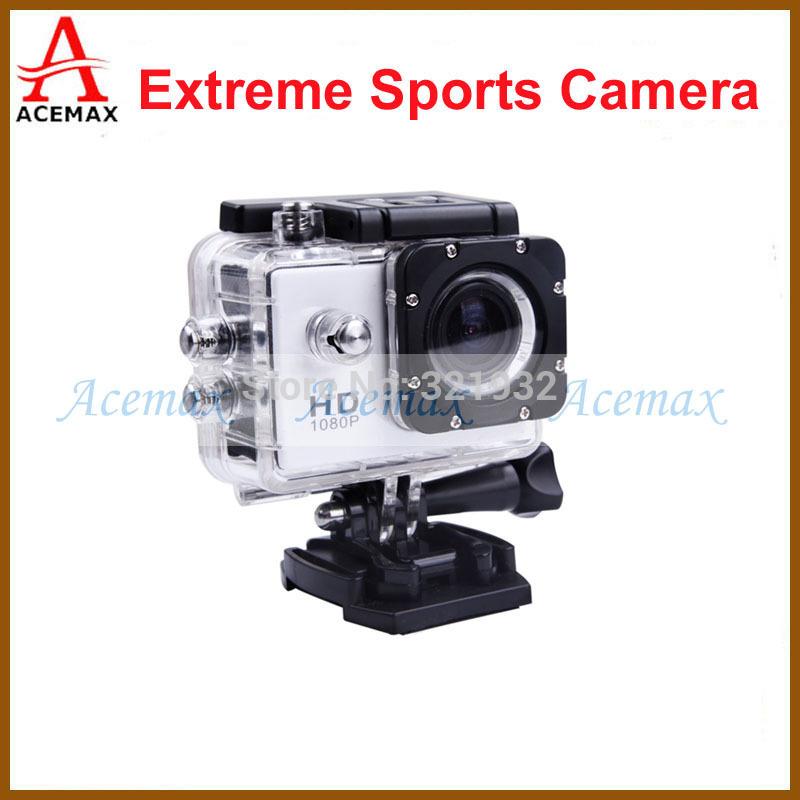 Original SJ4000 Mini Action Camera Full HD DVR DV 30M Waterproof Extreme Sports Helmet 1920*1080P Camcorder Multi Color Choice(China (Mainland))