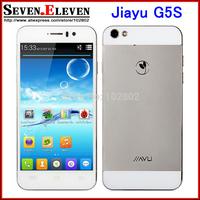 "Original jiayu G5S G5  2GB RAM 16GB ROM Wcdma 3G Octa core MT6592 1.7Ghz   Metal Body 4.5"" IPS Gorilla screen 1280*720 In stock"