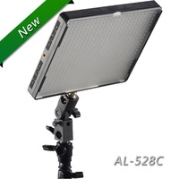 Aputure Amaran AL-528C Varicolor 528-Bulb Video Photography Led Light Wedding Light For Canon Nikon Pentax Olympus