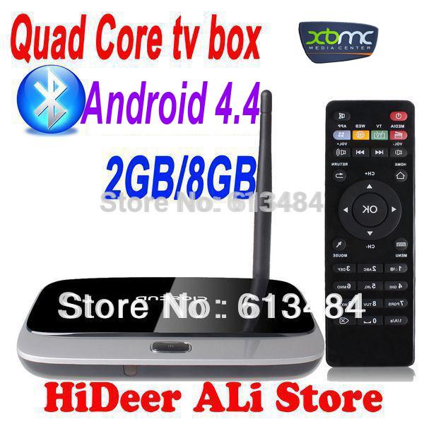 New!Bluetooth version EKB311 MK888B CS918 quad core tv box Android 4.4 2GB+8GB RK3188 28nm Cortex A9 mini pc T-R42(China (Mainland))