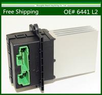 Air Conditioning blower Resistor  for Renault Megane Scenic Clio PEUGEOT 207 607  6441L2-OEM 7701207718