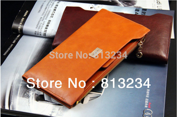 Promotion New Brand Wallets Women Pu Leather Purse Fashion Clutch Korean Wallet Designer Handbags Free Dropshipping Z-301(China (Mainland))