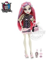 Genuine Monster High dolls/Ghoul's night out Series , Rochelle Goyle/original monster high toys/gift for girl/free shipping