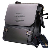 Free shipping 2013  EXCELLENT QUALITY PU LEATHER Man bag single shoulder bag business package fashion ,FREE SHIPPING