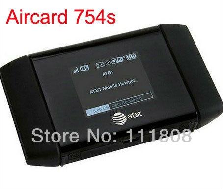 Desbloqueado at& t sierra aircard 754s 100 4g mbps wifi mifi módem usb sim router inalámbrico hotspot móvil