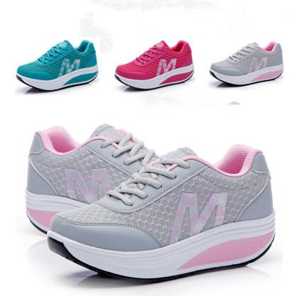 free shipping s new fashion high heel sneaker
