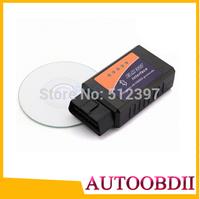2014 ELM327 Bluetooth OBDII ODB2 Diagnostic Interface Scanner , Elm 327 Bluetooth Car Scan Tool For Multi-Brands