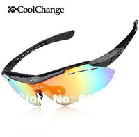 Coolchange Polarized Light Cycling Riding Bicycle Bike  Sports SunGlasses