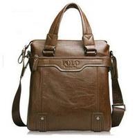 2015 Fashion Handbag Genuine Leather Men's Bag Leather Messenger Bags Man Designer Leisure Business Bag