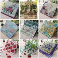 Colored Napkin paper Party Paper /100% Virgin Wood Napkin/ 33X33CM 20PCS/Pack 3Pack/Lot
