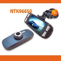 "100% Original Novatek 96650 G1W H.264 Full HD 1080P 30FPS +2.7"" LCD + G-sensor + WDR Car DVR Recorder free shipping"