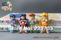 a piece(a toy) hand-done model kawaii cute sailor moon new baby   2013 special toys for anime action figure children pvc toy