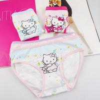 baby girls underwear children lingerie  cotton  briefs  kids hello kitty panty  size  S M L XL