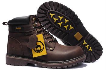 Wholesale shoes Winter Boots velvet tooling boots, plus velvet Martin boots ,Genuine leather boots men shoes Factory Direct
