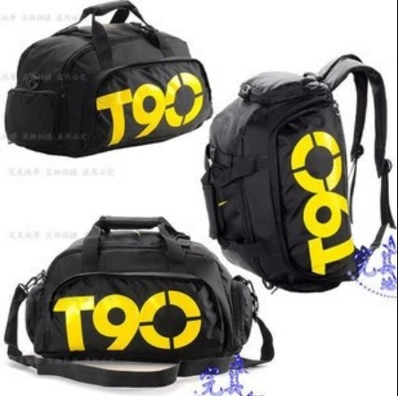 Free shipping Fashion T90 Brand Waterproof Mulitifunctional Outdoor Polyester Men/Women luggage & travel backpacks sports bags(China (Mainland))