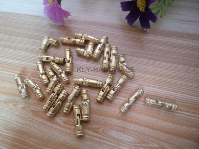 Miniature Barrel Hinges Invisible Barrel Hinge,box hardware 10pcs(China (Mainland))