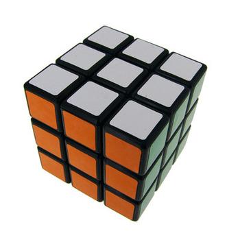 Free Shipping NEW ShengShou BLACK/White Magic Cubes 3x3 Professional Magic Cube 3x3x3  Kids Toys