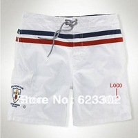 Free Shipping 2013  Beach Shorts  Men's Polo Summer Sports Shorts ,Swimwear For Men