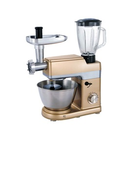 Powerful and Professional Stand Mixer HA-6803 : Blender, meat grinder, food processor and Pasta machine