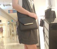 Elegant PU Leather Envelope Clutch,Handbag,Messenger Bag,Cross Body Bag,Shoulder Bag, Free Shipping