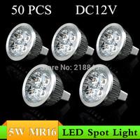 10PCS GU5.3 3W 5W Led Spot Light Bulb Lamp Holder GU5.3 White/Warm White High Brightness 85-265V 220VFree Shipping