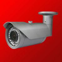 "HD 720P  mega Pixels analog  Varifocal  1/3""CMOS 42 IR 2.8-12MM ZOOM Infrared cctv security camera megapixel camera"