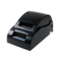 free shipping USB interface 58MM Thermal Receipt Printer easy paper loading