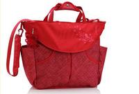 Sumo Okiedog Multifunctional Baby Diaper Bag,Crossbody Set Baby Bag Back sakawa series para bebe Multicolor bolsa maternidade