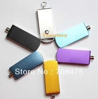 6 Colors for Choices Metal USB DRIVE 1GB 2GB 4GB 8GB 16GB 32GB Memory Flash Stick Stable Function