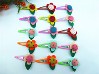 50 pcs(25pairs) assorted Girl Baby Toddler kid favour Dancing Hair Clips FOR KIDS!!