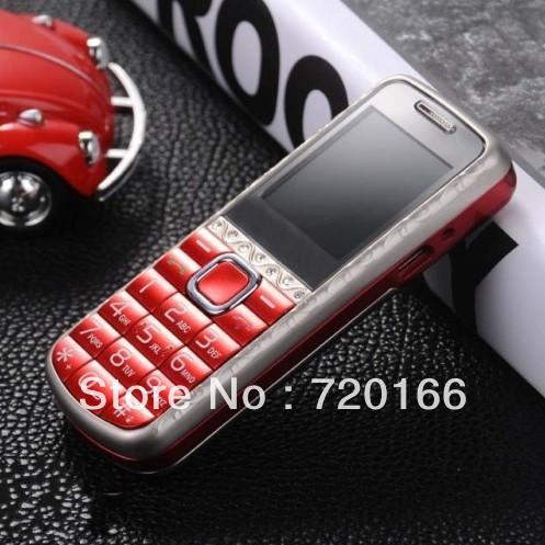 2013 New Russian keyboard available mini mobile phone Unlock Dual SIM moblie phone camera radio bar cell phone Free shipping(China (Mainland))