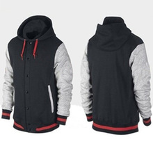 Brand new hotselling men long sleeve Jordan sports hoodies sweatshirt polo style cotton quality sport jacket coats outwear JD001(China (Mainland))