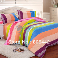 Hot sale! 3Pcs Bedding Sets/Bedclothes/ Duvet Covers Bed Sheet Bedspread Pillowcase Home Textile Set 16935-16944
