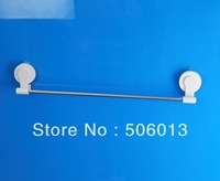High Powered Suction Cup Simple Towel Bar, DIY Installation Easily, Lasting and Durable, No need of drills at Wall
