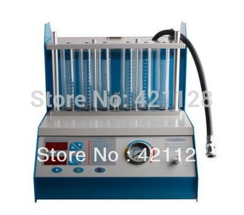 Factory price for SIEMENS pump 6 jars Fuel Injector Tester & Cleaner MST-A360 (without cabinet)with high quality