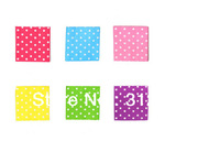 Wedding Birthday Party Supplies Fashion Polka Dot Paper Napkin, 20 Pcs/ Set