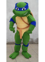 Teenage Mutant Ninja Turtle Mascot Costume Adult Character Costume 002