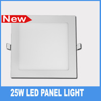 Ultra thin Square 9W 12W 15W  24w led panel lights SMD3014 led recessed ceiling spot pendant panels lamp