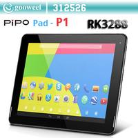 "PiPO P1 android 4.4 tablet pc 9.7"" Retina 2048x1536pixels RK3288 Quad core 1.6GHz 2GB RAM 32GB 4K Video HDMI GPS  OTG Camera"