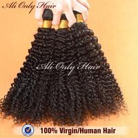 "Cheap Malaysian Kinky Curly Hair Weaves 3Pcs Lot,Malaysian Virgin Hair Malaysian Curly Hair 8""-30"",Human Hair Extensions No Mix"