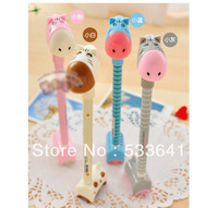 Wholesale mini order $10 (mix order) free shipping cute expression donkey blue ballpoint pen good gift for promotion,reward