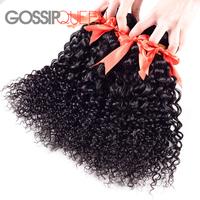 "Ali pop hair unprocessed mongolian virgin hair water wave 8""-30""mixed 3 pcs free shipping mongolian curly hair human hair weave"