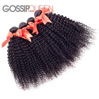 rosa hair products mongolian kinky curly virgin hair mongolian curly hair 4 pcs free shipping 1# 1b# 2# 4# human hair weave