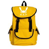 KPOP Free Shipping B.A.P Korean Backpack New Fashion Special Shoulder Bag  Wholesale XSB014