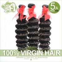 Landot Hair Products Brazilian Virgin Hair Curly Wave 3/4pcs lot 5A Unprocessed Natural Black Hair Mixed 8-30 Inch Free Shipping