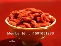 Free DHL Shipping 250g Class AAAA Ningxia Goji,Wolfberry berry,  Good for sex ,Herbal tea