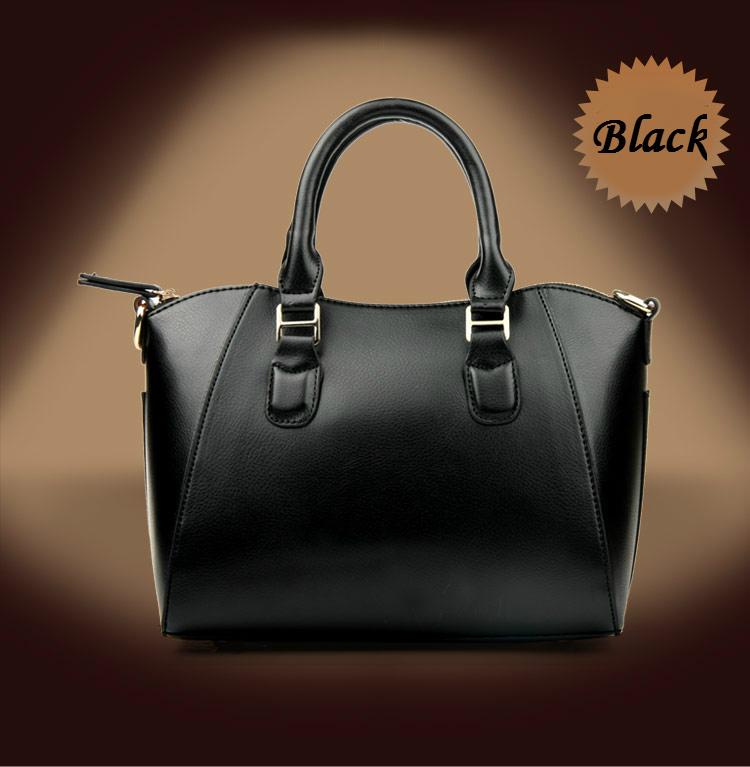HOT!New 2014 fashion women genuine leather handbags famous brand cowhide handbag one shoulder bag messenger bag totes lady purse(China (Mainland))
