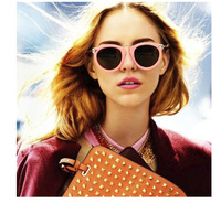 2013 Retail sunglasses Brand design sunglasses Fashion sunglasses Metal leg glasses Unisex glasses Multi colors