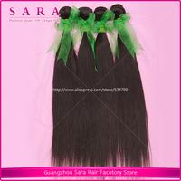 Rosa hair products  Sara straight virgin hair,cheap malaysian virgin  hair 4pcs lot,Grade 5A,unprocessed hair extensions