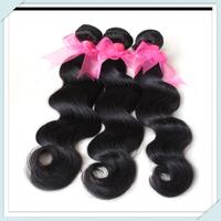 "Muse Hair:T- Virgin Cheap 100% Brazilian Virgin Human Hair Weave 12""-30"" Rosa Body Wave Hair 3pcs Mix Thick Bundles Can be Dye"